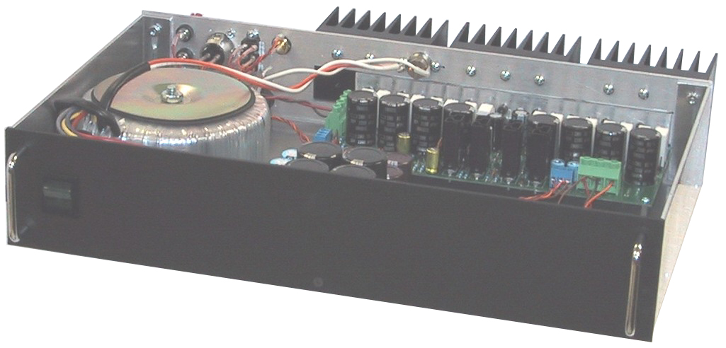 custom amplifier, amplifier module, high voltage amplifier